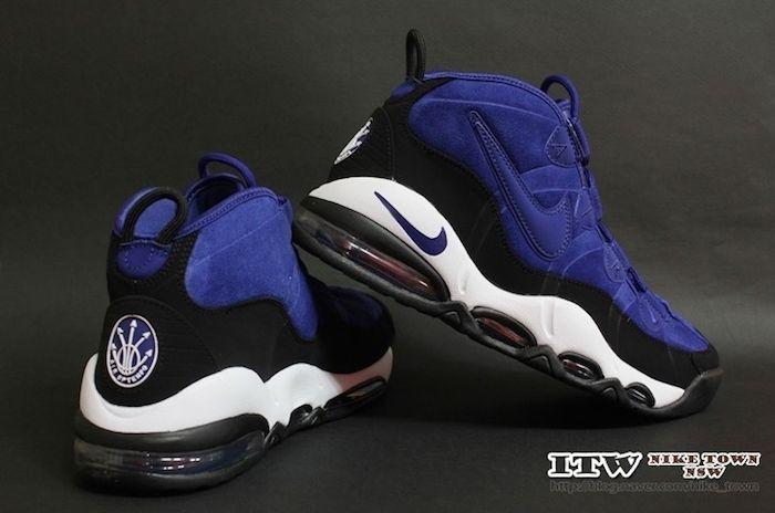 "ff1833ed417 Nike Air Max Uptempo ""Nubuck"" Pack blue"