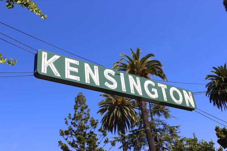 Kensington, San Diego- CA My hometown where I grew up.