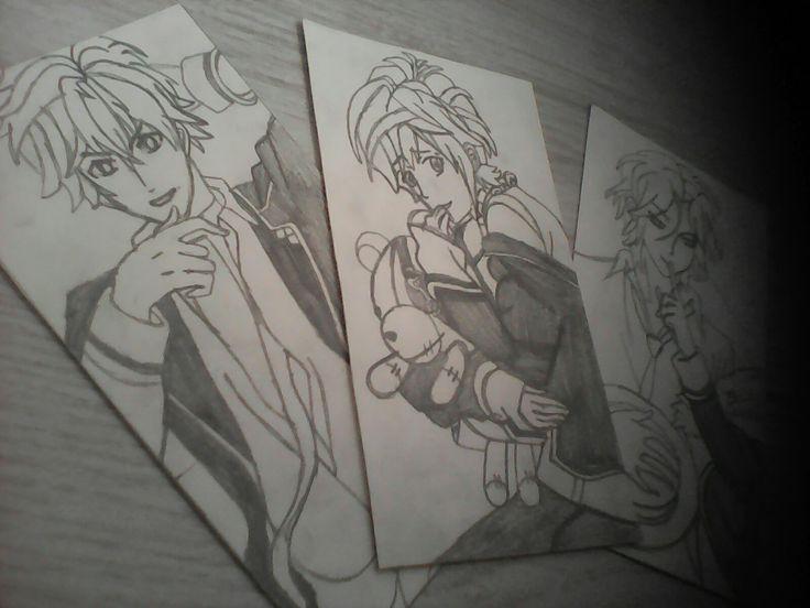 Ayato,Kanato,Raito (Diabolik Lovers ssn.1)