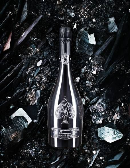 Armand de Brignac blanc de noirs is £695 at Harrods exclusively for one month