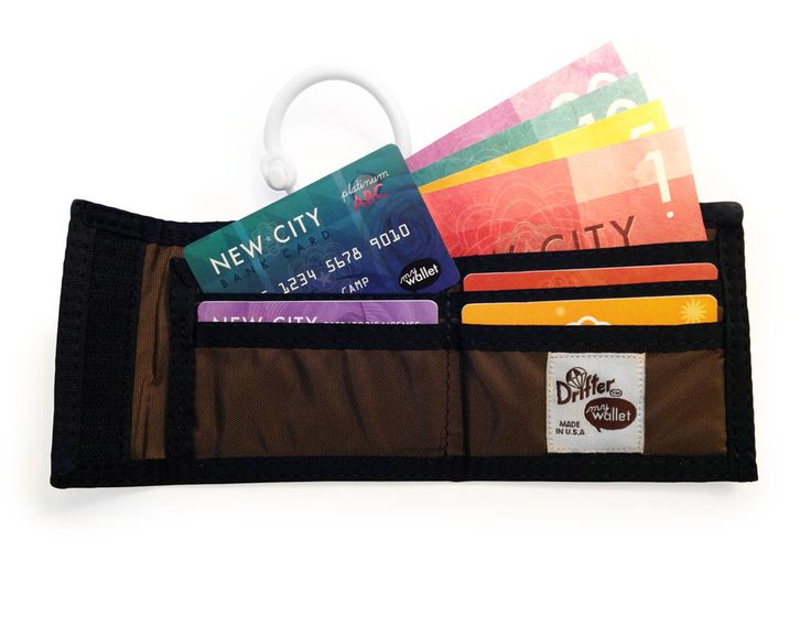 Awesome kids wallet, with play money printed on Tyvek, and durable cards made just for kids.  Kids wallet Play wallet Children's Cards  Play money  Pretend play