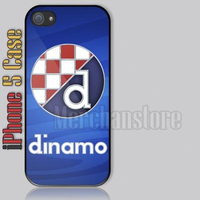 Dinamo Zagreb Football Club Logo iPhone 5 Case Cover