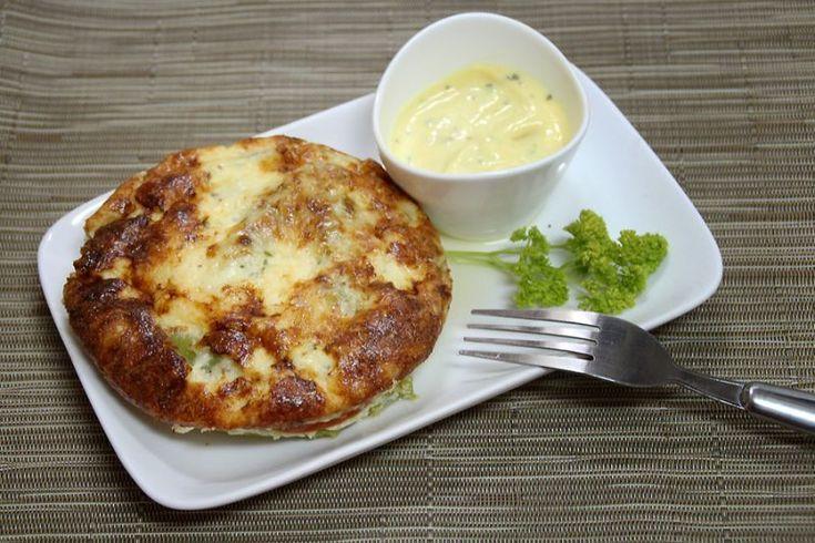 Pastel de judías verdes y tomate, Receta Petitchef
