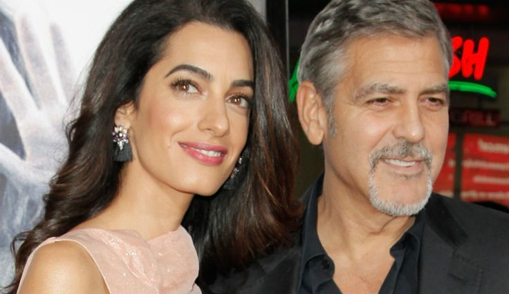 George And Amal Clooney Heading For Divorce Or Entirely Smitten?