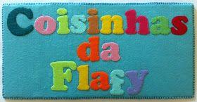 """Coisinhas da Flafy: Tabuleta """"Coisinhas da Flafy"""""""