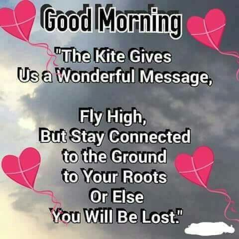 Good Morning Quote :)