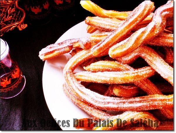 Churros Espagnols Facile (recette traditionelle)