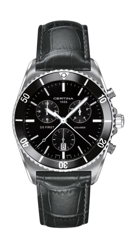 Certina DS First Ceramic - http://www.steiner-juwelier.at/Uhren/Certina-DS-First-Ceramic::731.html