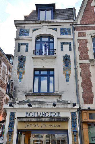 Maison art-déco Arras- France