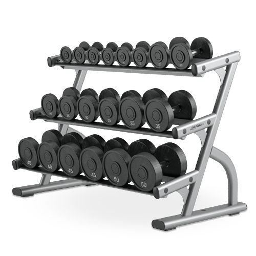 Used Commercial Gym Equipment Atlanta: 25+ Best Ideas About Dumbbell Rack On Pinterest