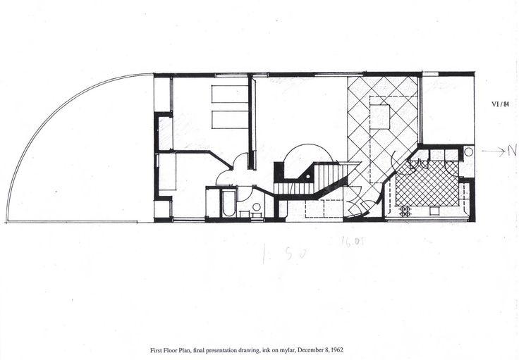 Vanna venturi house floor plans