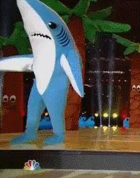 katy perry shark meme nailed it