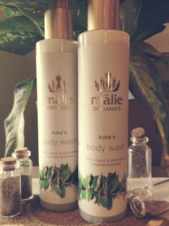 Malie Organics Body Wash-available in Koke'e  $25 each