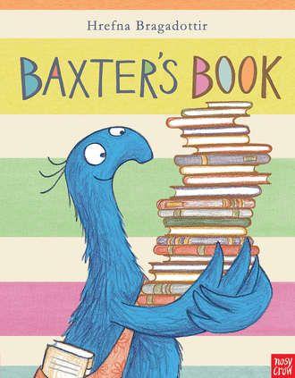 BAXTER'S BOOK - Karlin Gray