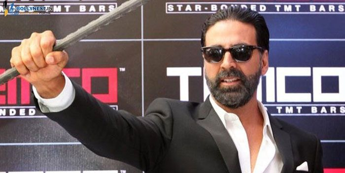 Akshay Kumar launches Temco TMT Bar
