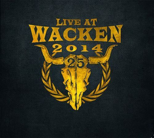 25 Years of Wacken: Live at Wacken 2014 [CD]