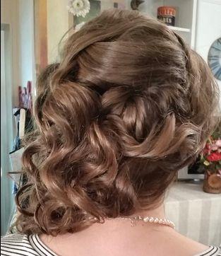 Beautiful bridal trial hair and makeup www.austinweddinghair.com