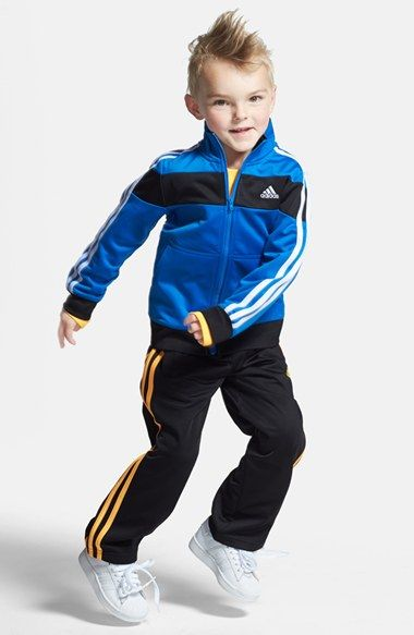Adidas Track Jacket Amp Track Pants Boys Fashion I