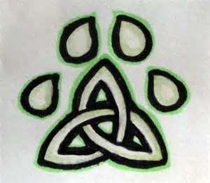 Celtic Pawprint Tattoo By WYNTERFANG On DeviantART