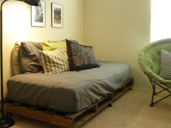 Trendy pallet daybed ideas