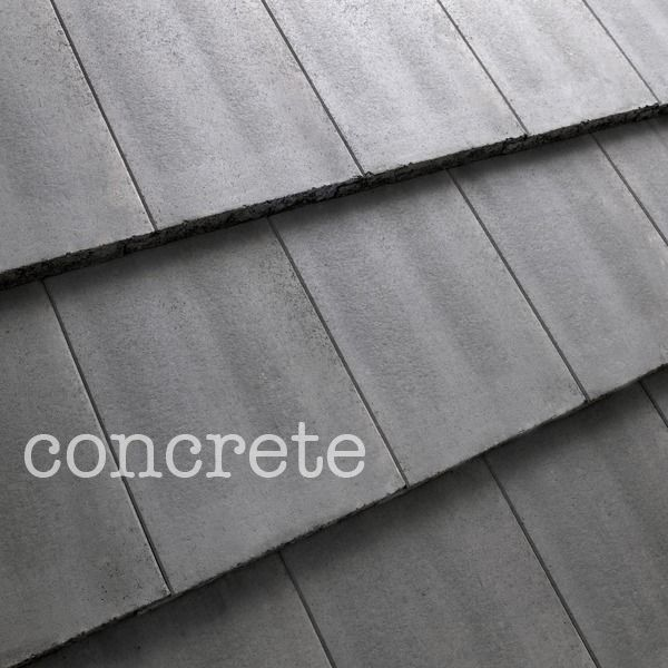 :: FINISHES :: CONCRETE :: lovely roof tile available in concrete, if anyone has used this in Canada, please let me know ... would love to see this in application. Featured on http://kjerstislykke.blogspot.com/ #finishes #concrete