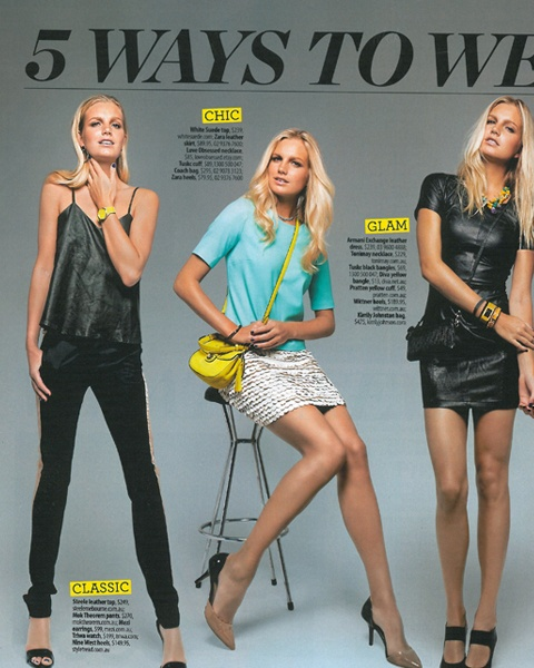 Who Magazine August 2012