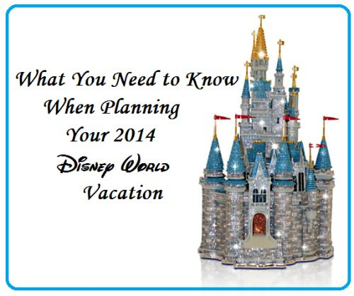 2014 Disney World Vacation
