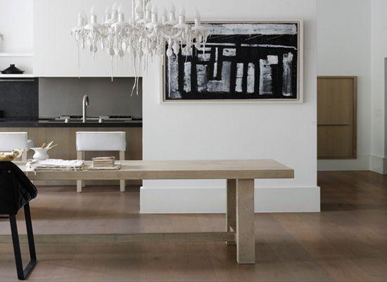www.AlmaParket.nl Piet boon Plank de houten vloer voor een mooi woon interieur.