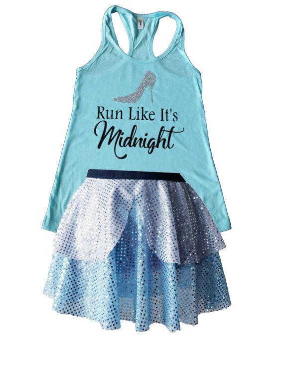 Cinderella Running Costume Cinderella Costume by prettypumpkin