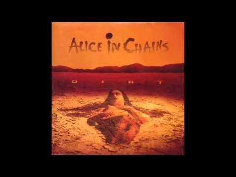 Alice in Chains -  Dirt 1992