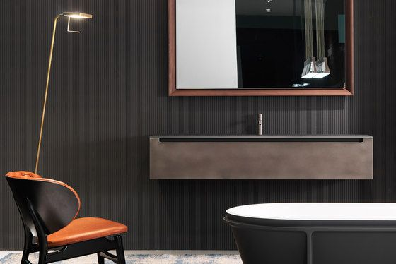 Edge by Falper | Vanity units  Get started on liberating your interior design at Decoraid  https://www.decoraid.com