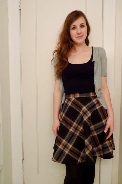 17 Best ideas about Circle Skirt Outfits on Pinterest | Modern ...