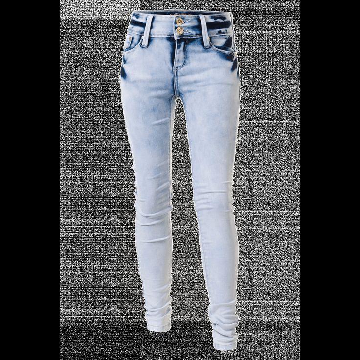 Jeans jegging voor Meisjes. Denim . Bestel goedkoop, online bij Coolcat.