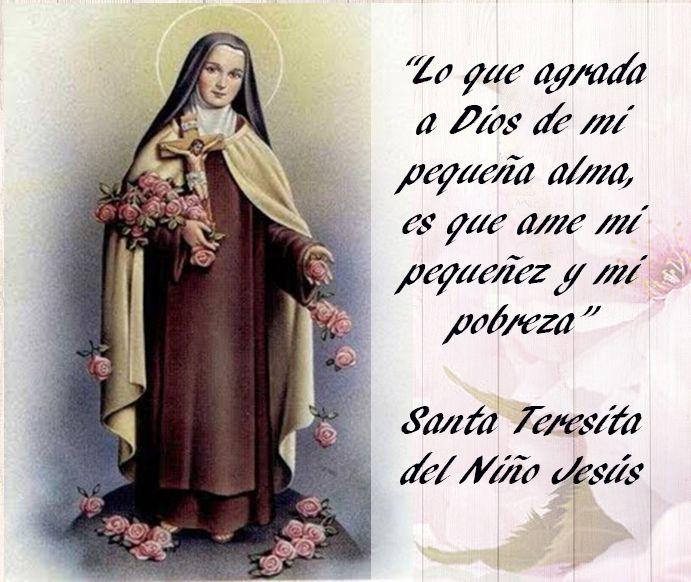 Lo Que Agrada A Dios Frases De Santa Teresa Agradar A Dios Santa Teresa De Jesus