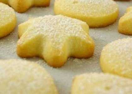 Рецепт песочного печенья
