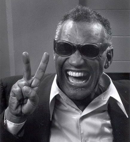 Ray Charles: I was born with music inside me. #RayCharles #HumanNote #humannote