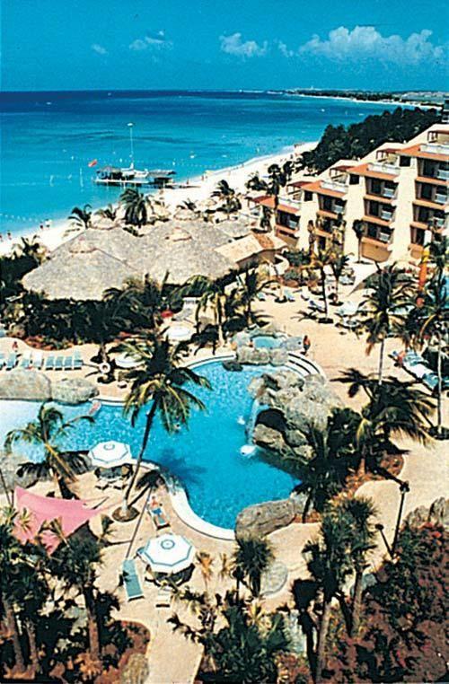 Playa Linda Beach Resort, Oranjestad, Aruba, Dutch Caribbean
