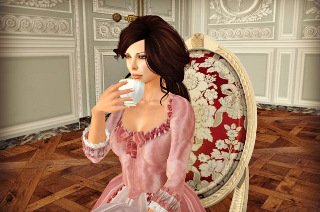 """I was interviewed for this """"Le Monde"""" article about #SecondLife. Glad I didn't end up in the """"debauched"""" section ;)"""