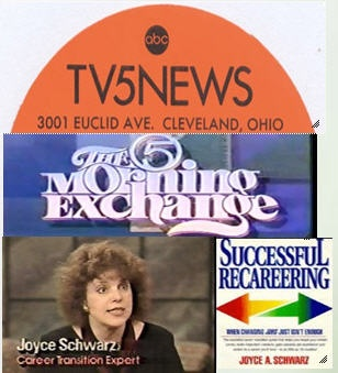 Channel 5 news Cleveland and THE MORNING EXCHANGE TV show with Joyce Schwarz