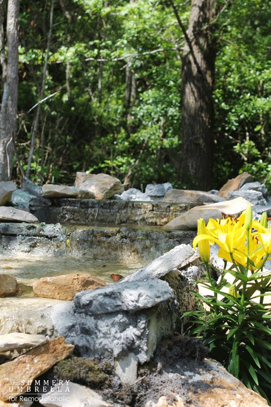 1000 Images About Diy Pond Ideas Water Gardens Fountains On Pinterest