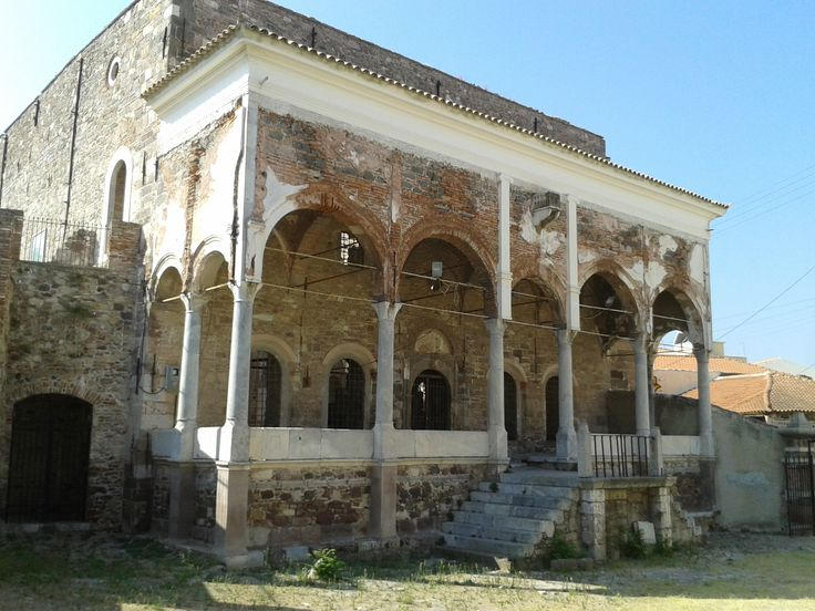 Lesvos, Yeni Cami 1825
