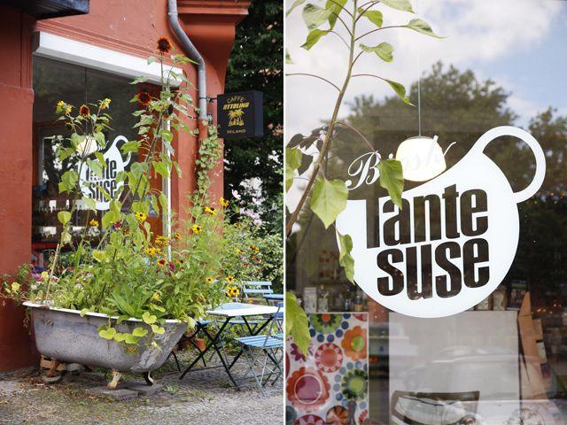 Tante Suse (Biosk - Bio-Kiosk, Adalbertstr. 19, 24106 Kiel)
