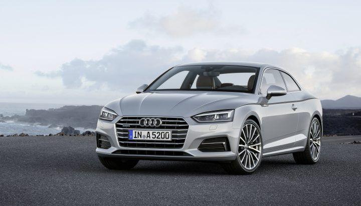 Audi A5 Coupé 2.0 TFSI 252 ch [2017]