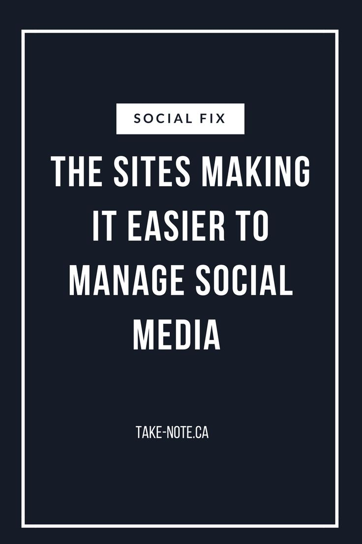 Websites that make it easier to manage, monitor and monetize your social media presence. Hootsuite, Pexels, Analytics + More
