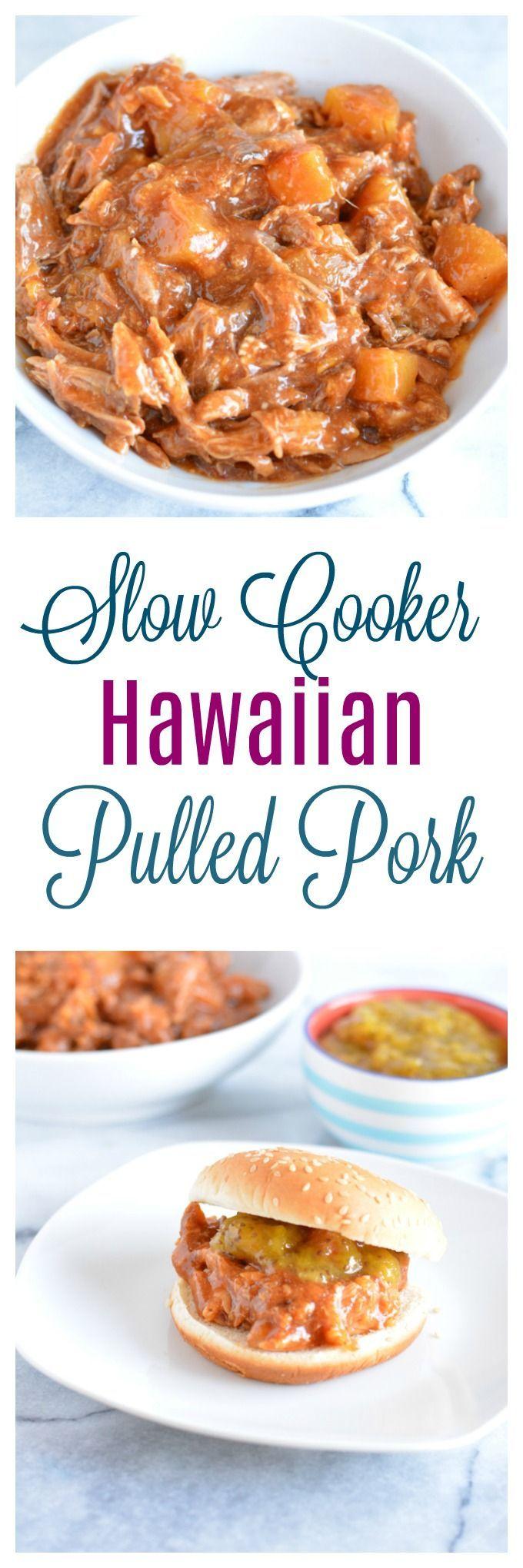 Hawaiian Pulled Pork Recipe: Best 25+ Hawaiian Pulled Pork Ideas On Pinterest