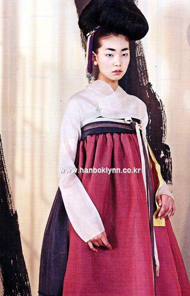 Hanbok, korean, 한복린- 한복.모델-이호정. 전용뷰어 : 네이버 블로그