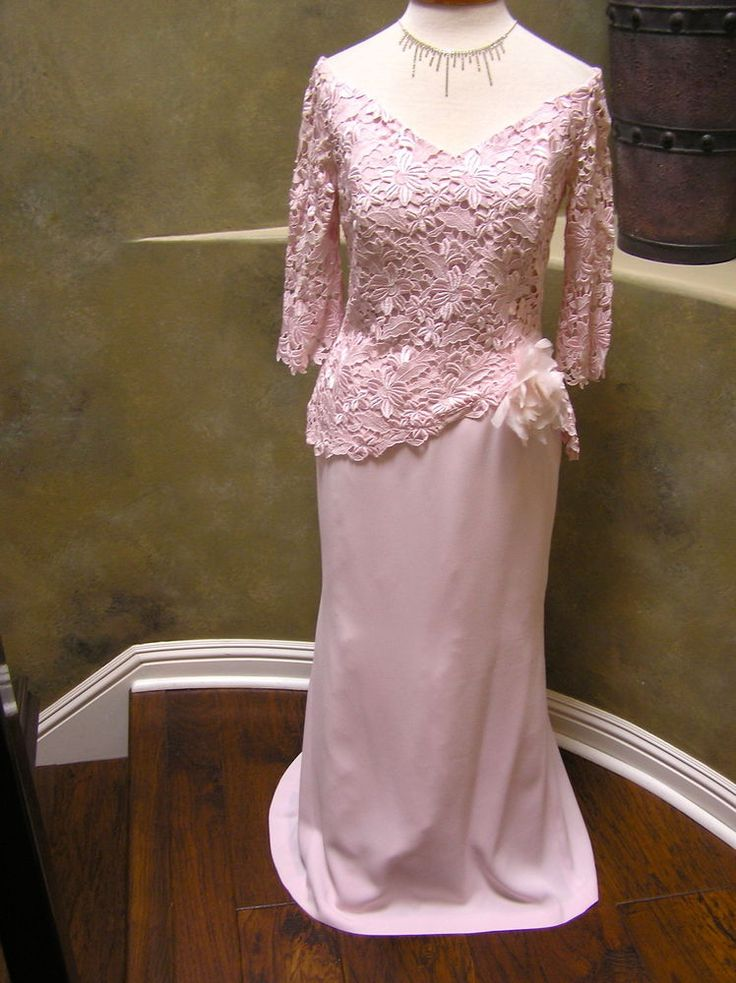 Cameo Pink Mother of the Bride Dresses