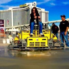 WHO IS LISTENING TO SUBCONTRACTORS?  8/16/2016 2 COMMENTS    Picture ​Contributed by Cherise Lakeside This past February, for the first time, I attended the World of Concrete in Las Vegas.  I was invited by the Tao Group for their Praxis event to do a presentation on Specs 101 for anyone who cared to attend.
