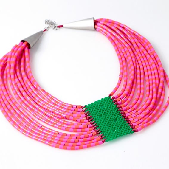 [Dart creations] necklace