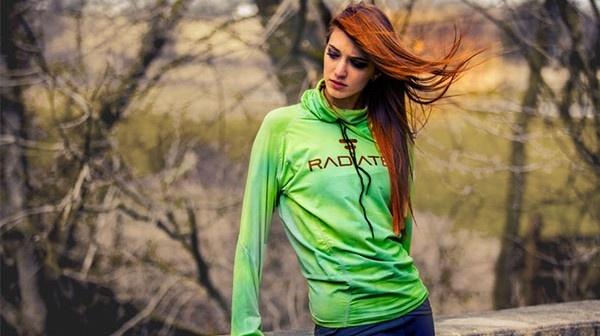 radiate athletics: kickstarter